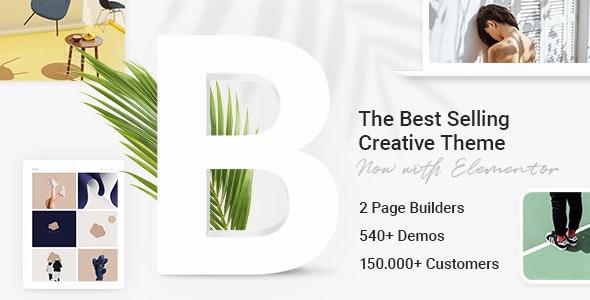 [GET] Nulled Bridge v25.6 - Creative Multi-Purpose WordPress Theme