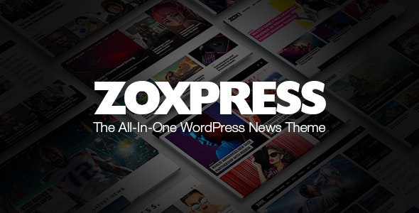 [GET] Nulled ZoxPress v2.03.0 - All-In-One WordPress News Theme