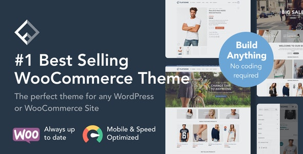 [GET] Nulled Flatsome v3.13.2 - Multi-Purpose Responsive WooCommerce Theme
