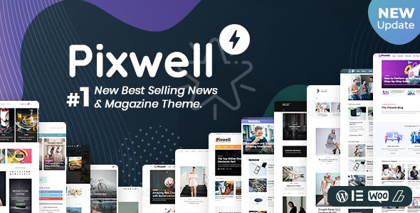 [GET] Nulled Pixwell v7.0 - WordPress Modern Magazine