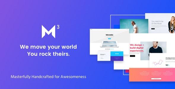 [GET] Nulled Movedo v3.4.2 - Responsive Multi-Purpose WordPress Theme