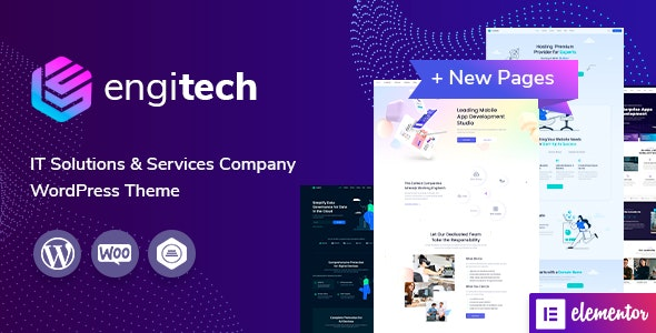 [GET] Nulled Engitech v1.3 - IT Solutions & Services WordPress Theme