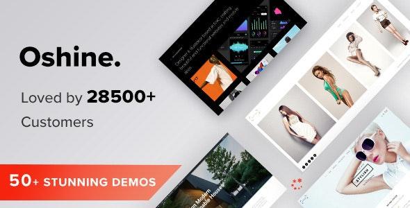 [GET] Nulled Oshine v6.9.9 - Creative Multi Purpose WordPress Theme