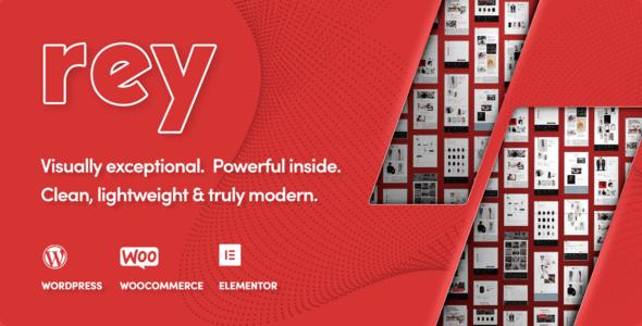 [GET] Nulled Rey v2.0.0 - Fashion & Clothing, Furniture WordPress Theme