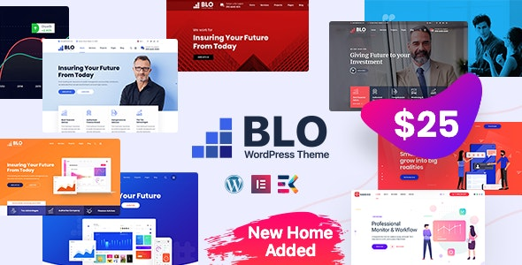 [GET] Nulled BLO v3.0 - Corporate Business WordPress Theme