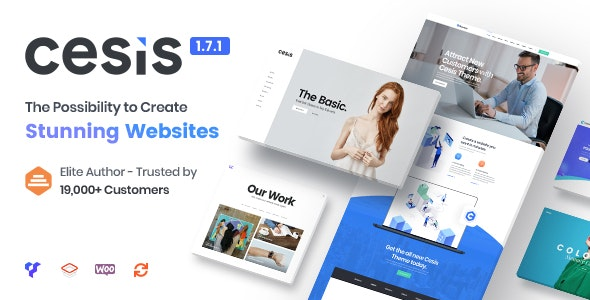 [GET] Nulled Cesis v1.8.7.20 - Responsive Multi-Purpose WordPress Theme