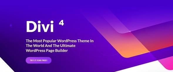 [GET] Nulled Divi v4.9.3 + Divi Builder - Elegant themes WordPress Theme + Plugin