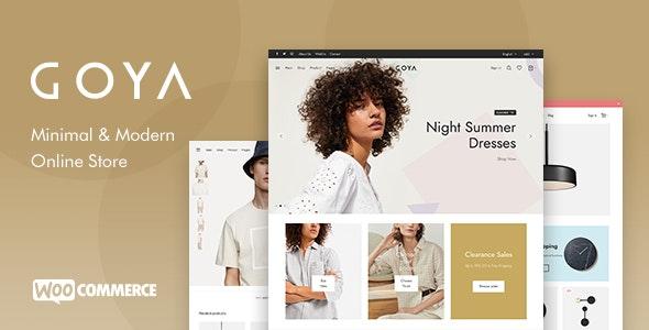 [GET] Nulled Goya v1.0.5.2 - Modern WooCommerce WordPress Theme