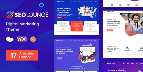 [GET] Nulled SEOLounge v3.0.2 - SEO Agency WordPress Theme