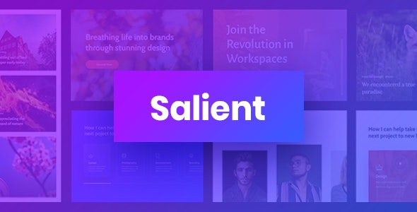[GET] Nulled Salient v13.0.5 - Responsive Multi-Purpose Theme