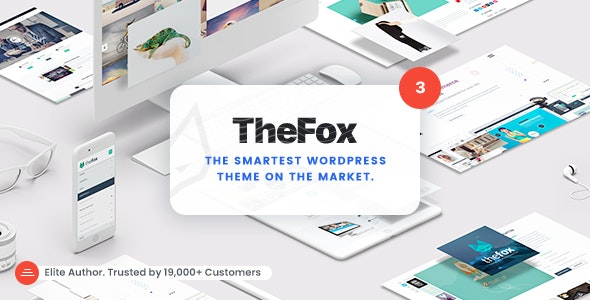 [GET] Nulled TheFox v3.9.9.9.19 - Responsive Multi-Purpose WordPress Theme